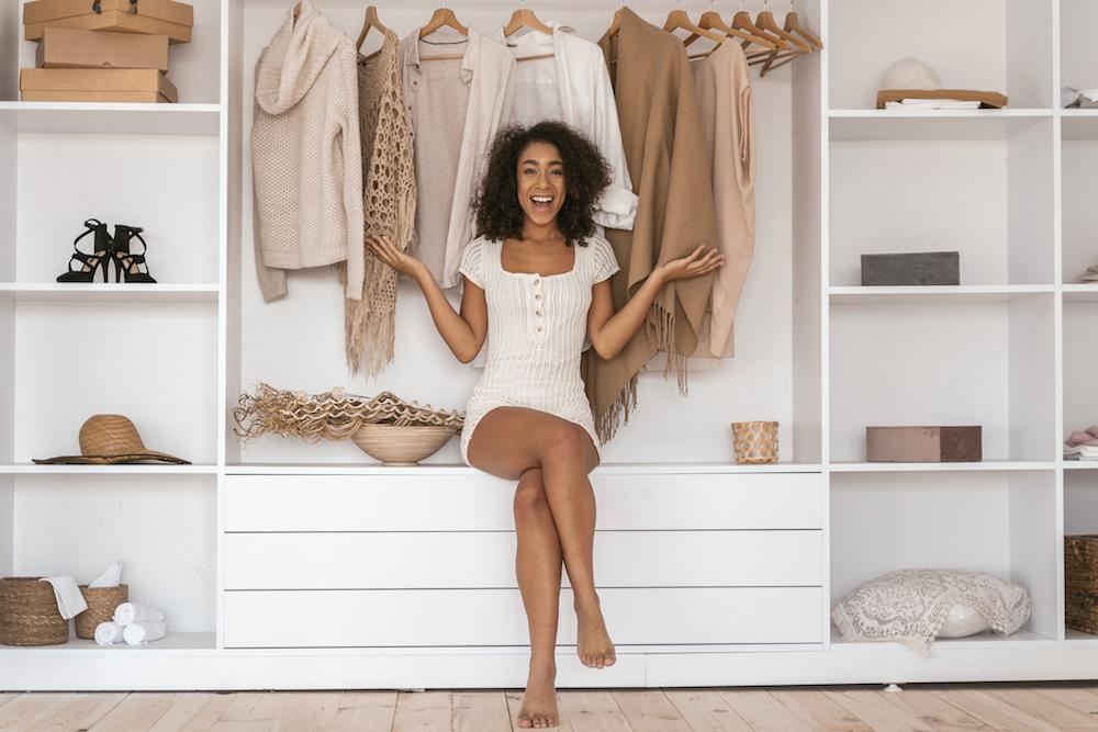 In 6 Schritten zur Capsule Wardrobe