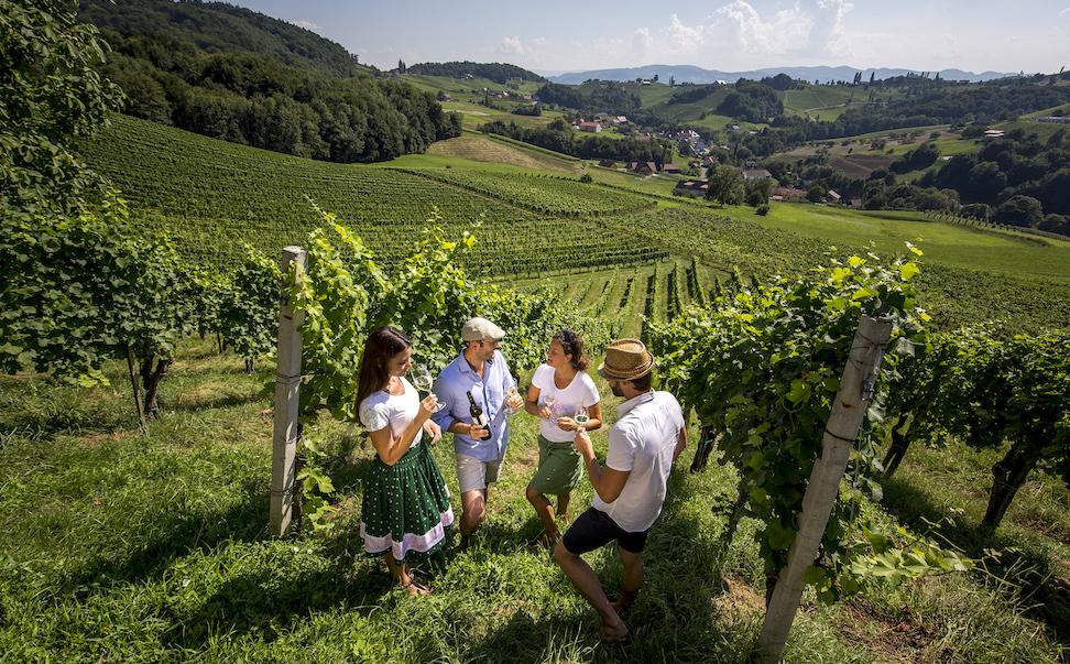 Steiermark – das Grüne Herz Österreichs