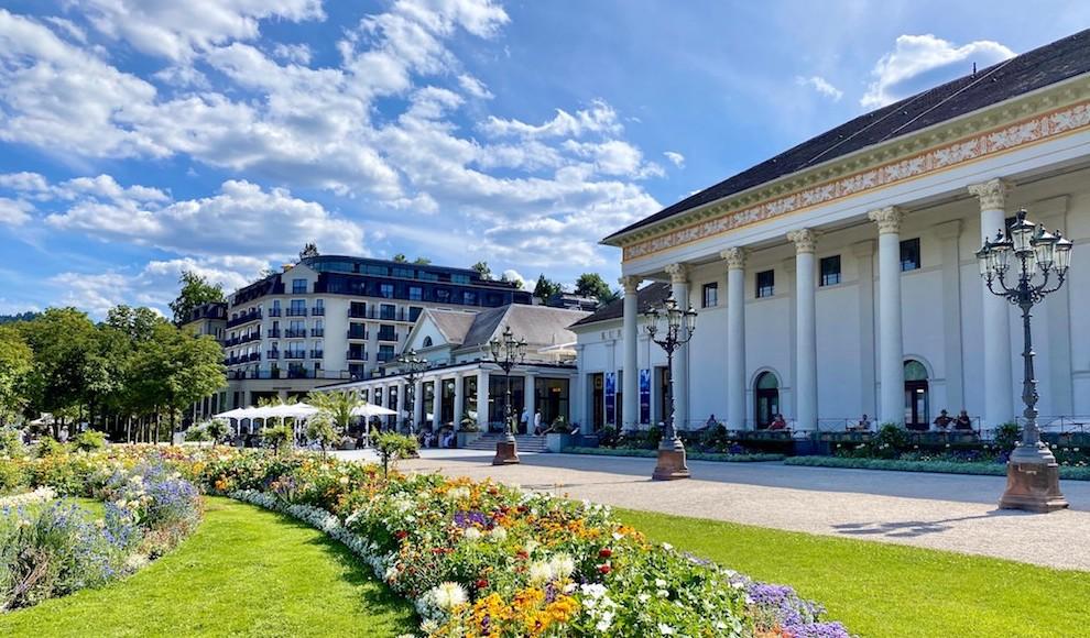 Die kleinste Weltstadt: Baden-Baden