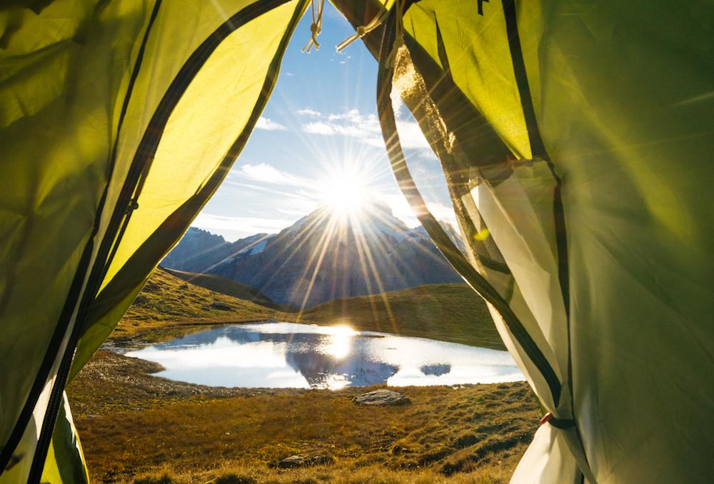 Die schönsten Campingplätze