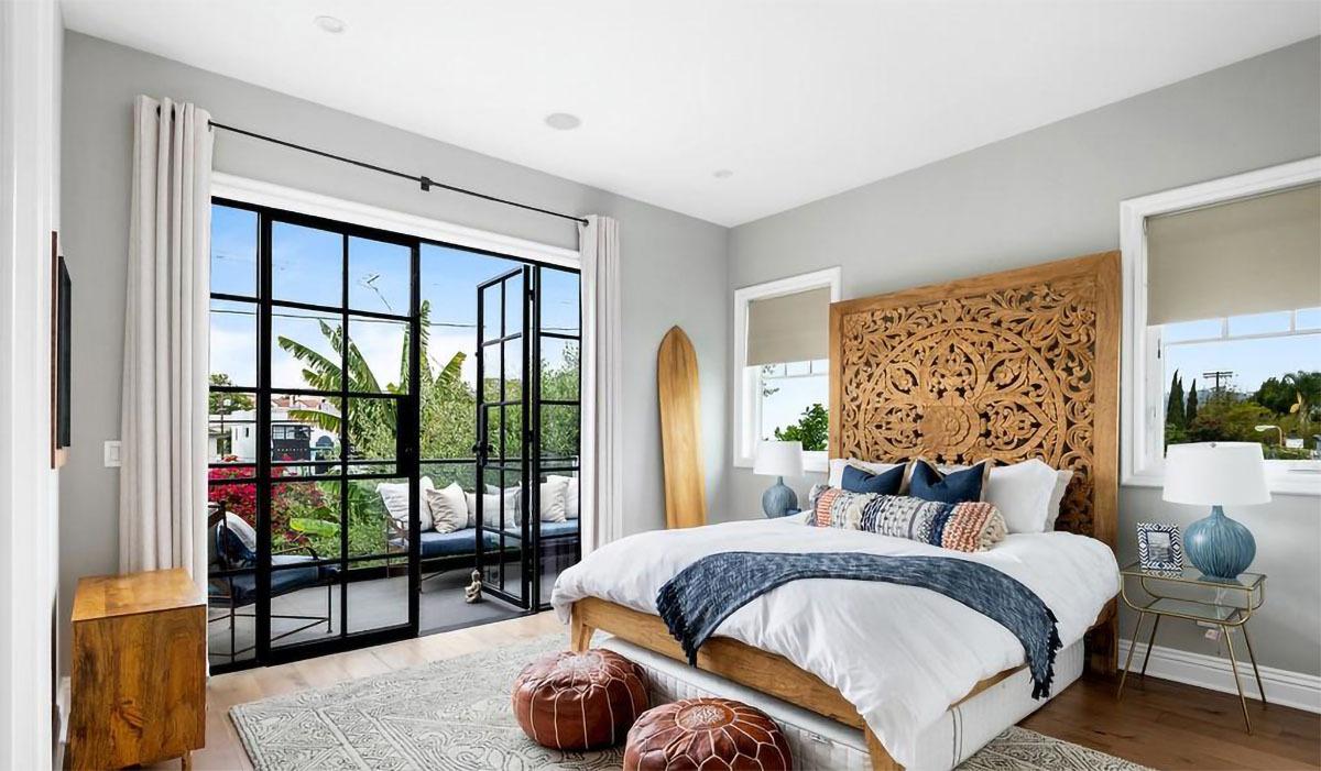 Coole Wohninspirationen einer Hollywood-Schönheit