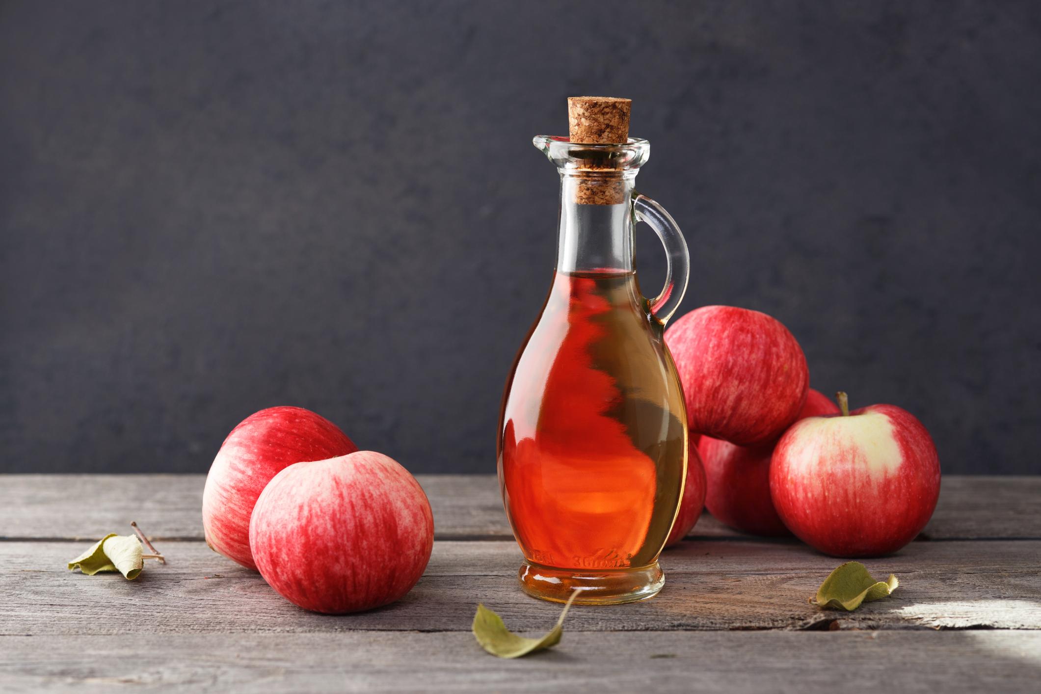 Clevere Tipps und Tricks mit Apfelessig