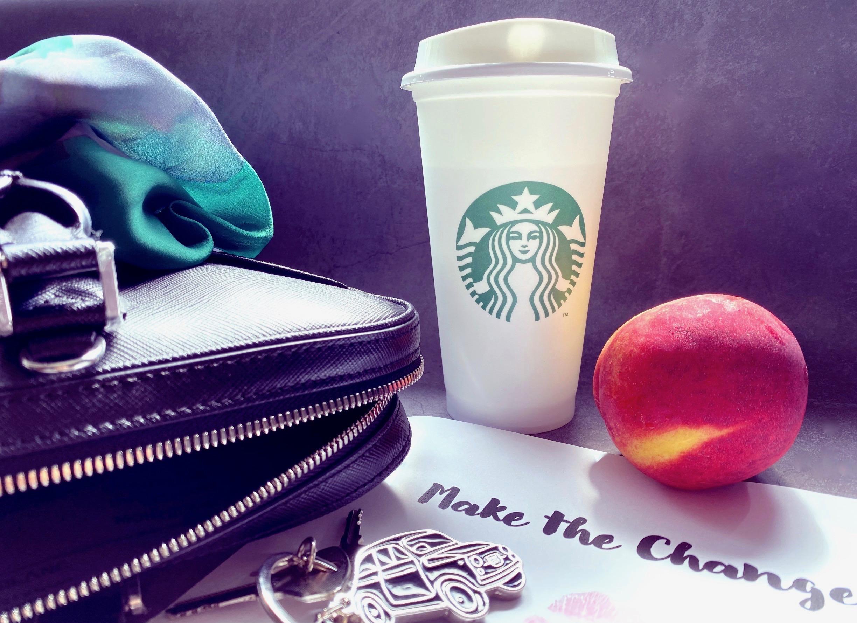 Mehrweg statt Einweg bei Starbucks