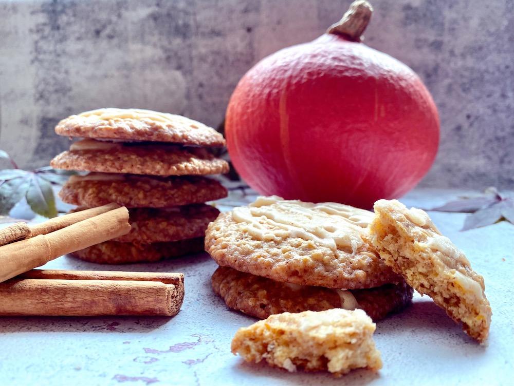 Leckere Herbst-Cookies mit Starpotential