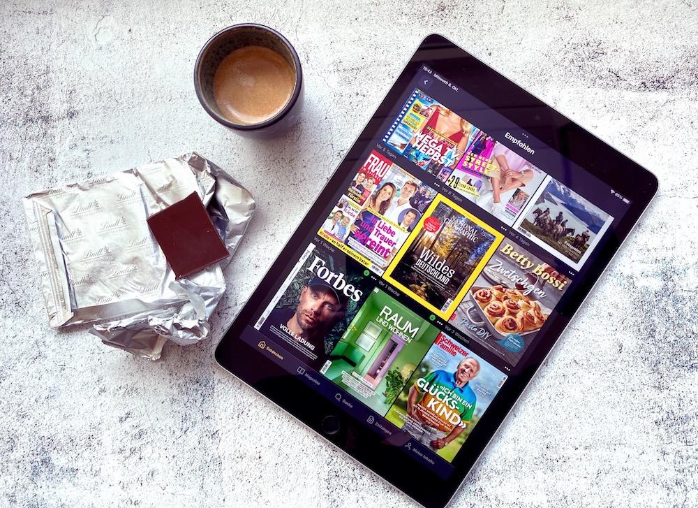 Coole Zeitschriftenabos zu gewinnen